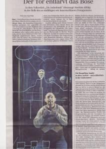 Süddeutsche Zeitung - Die Judenbank
